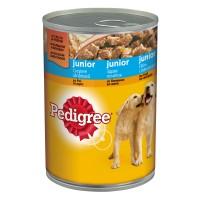Hrana umeda pentru caini Pedigree, junior, carne de pui, 400g