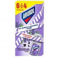 Gel antimolii Aroxol, lavanda, 6 buc / pachet