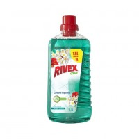 Detergent gresie si faianta Rivex Casa Spring Smarald, 1.5L