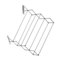 Uscator rufe tip suport Extensiv, diverse culori, din metal, 60 cm