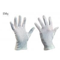 Manusi de protectie Gantex Com EM9, din bumbac, marime universala