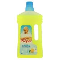 Detergent gresie si faianta Mr. Proper Lemon, 1L