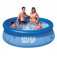 Piscina gonflabila Intex Easy Set Clearview 56970/28110, 244 x 76 cm