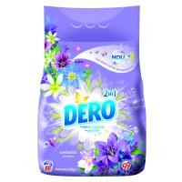 Detergent rufe, automat, Dero 2 in 1 levantica si iasomie, 6 kg