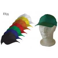 Sapca baseball Interbabis ES35, diverse culori, bumbac