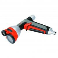 Pistol de stropit Gardena Multi comfort 08107-20, PVC + metal, debit reglabil, 4 jeturi stropire