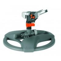 Aspersor Gardena 08135-20, pulsator cu stativ, plastic, reglabil 25 -360 grade