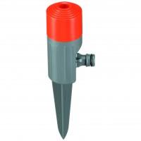 Aspersor Gardena 01951-20,  spray circular, cu spin, plastic, 4 bar, raza 5.5 m