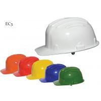 Casca de protectie EC3, HDPE + polietilena, albastru