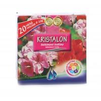 Ingrasamant pentru flori de balcon Kristalon, granule, 0.2 kg