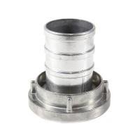 Cupla storz, aluminiu, pentru presiune mare, filet interior, D 3 inch