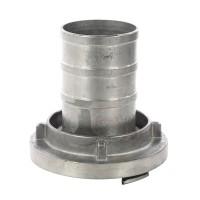 Cupla storz, aluminiu, pentru presiune mare, filet interior, D 4 inch
