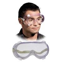 Ochelari de protectie panoramici Marvel 2661 eco, cu aerisire indirecta, transparenti