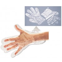 Manusi menaj Gantex, marime universala, polietilena, transparente, 100 buc / set