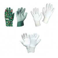 Manusi de protectie Gantex Com EM35 special, din fibre mixte, marime universala