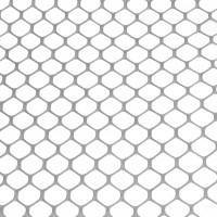 Plasa protectie Exagon, PVC, 1 x 30 m