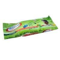Servetele umede pentru copii, albe, 1 strat, normale, 72 buc / pachet
