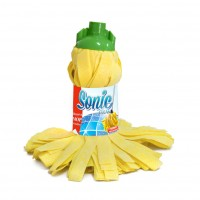Rezerva mop microfibra Sonic, diverse culori, 200 g