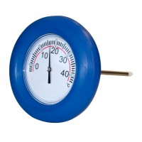 Termometru plutitor, pentru piscina, Delux, 0 - 40 grade C