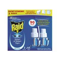 Rezerva lichida Raid Twin 2x27 ml