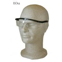 Ochelari de protectie Interbabis EO12, policarbonat, incolor