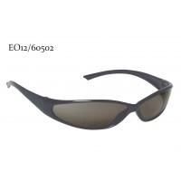 Ochelari de protectie Interbabis EO16 / 60502, policarbonat, fumurii