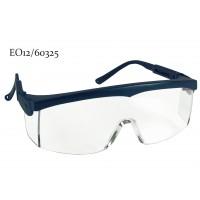 Ochelari de protectie Interbabis EO16 / 60325, policarbonat, incolor