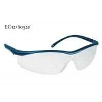 Ochelari de protectie Interbabis EO16 / 60520, policarbonat, incolor