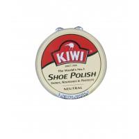 Crema pantofi piele Kiwi Shoe Polish, incolora, 50 ml
