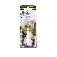 Odorizant camera Glade Sense & Spray, rezerva, bali sandalwood, 18 ml