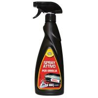 Spray cu spuma activa pentru curatarea gratarelor Fochista, 500 ml