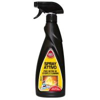 Spray cu spuma activa pentru curatarea sticlei Fochista, 500 ml