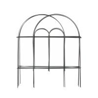 Gardulet metalic, decorativ Versay HY15-04, pentru gradina, 304.8 x 45.7 cm, 8 buc