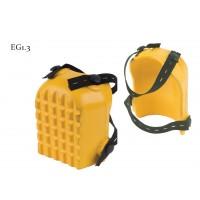 Genunchiere de protectie Interbabis EG1.3 din poliuretan