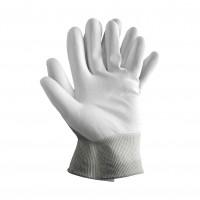 Manusi de protectie Gantex Com EM35, din fibre mixte, marimea 10