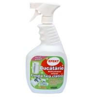 Solutie lichida pentru bucatarie Efekt All purpose cleaner, aroma fresh, 1 l