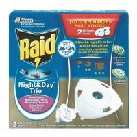 Rezerva dubla Raid Night Day