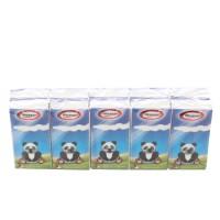 Servetele parfumate Misavan, albe, 3 straturi, 10 pachete / set