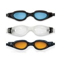Ochelari inot Pro Master Intex 55692, diferite culori
