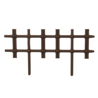 Gardulet PVC, decorativ Versay T1, pentru gradina, 60.5 x 32 cm