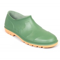 Pantofi PVC de gradina Belldan, verde, marimea 45
