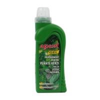 Ingrasamant pentru plante verzi Agrecol, gel mineral, 500 ml