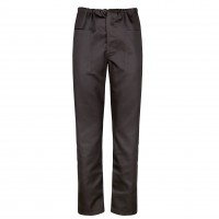 Pantalon Clasic, bumbac + poliester, gri, marimea 50