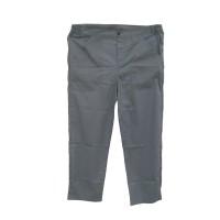 Pantaloni pentru protectie, gri, marimea 52