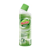 Solutie pentru curatat toaleta Nufar Verde 750 ml
