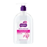 Sapun lichid Farmec Pure, orhidee, 500 ml