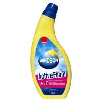 Spuma activa pentru toaleta Sano Bon Active Foam Fresh 750 ml