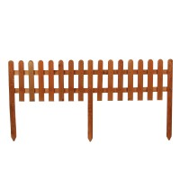 Gardut din lemn, pentru gradina, 200 x 50 cm