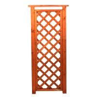 Gard din lemn, pentru gradina, 50 x 160 cm