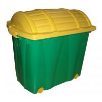 Cutie depozitare cufar 75005 , plastic, 58 x 37 x 50.2 cm